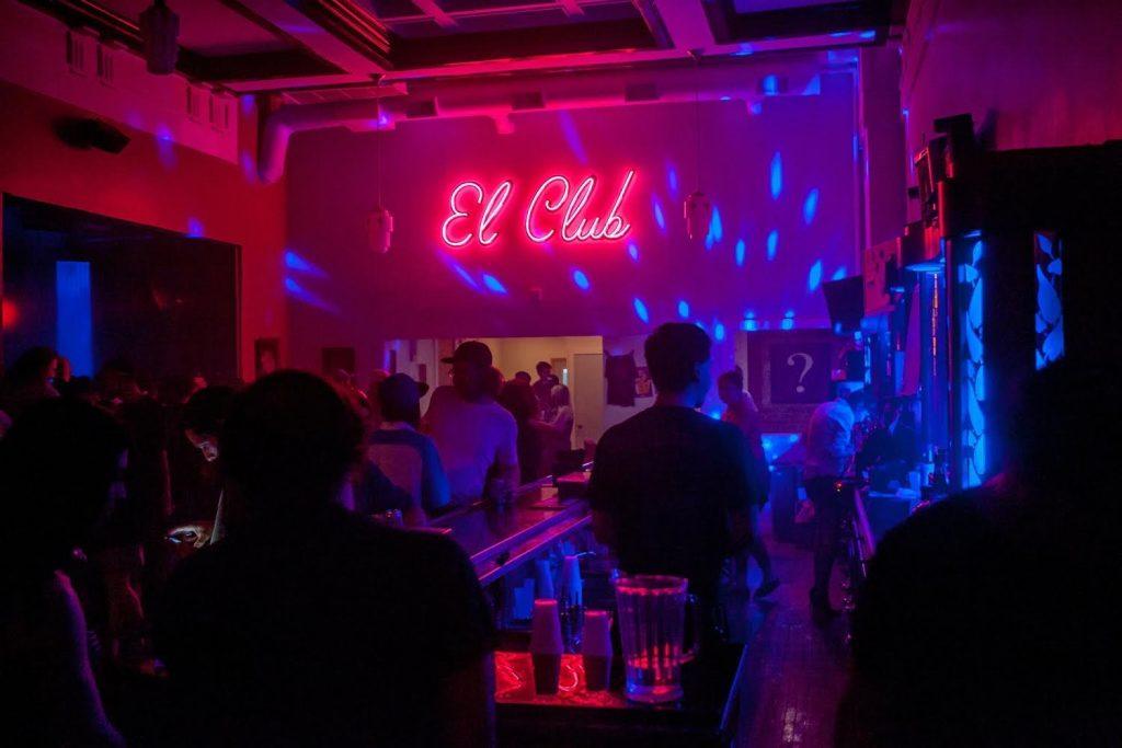 El Club Detroit - Private Events - Bar
