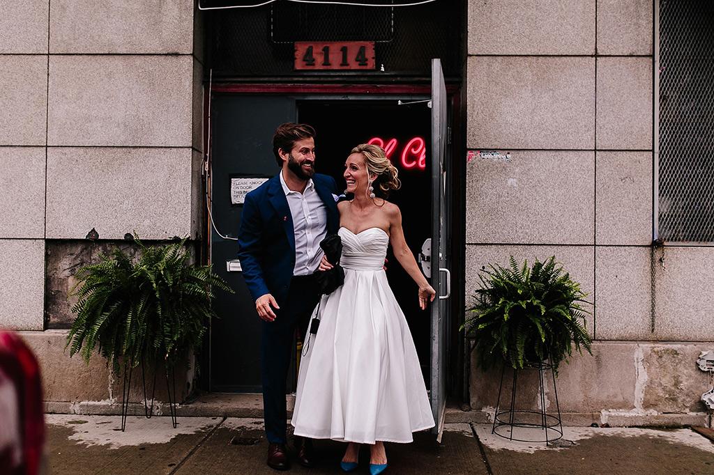 El Club Detroit - Private Events - Wedding